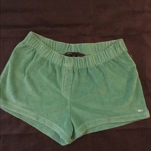 Marc Jacobs Terry shorts